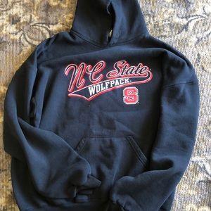 NC State University hoodie